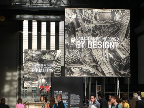 Cities design exhibition