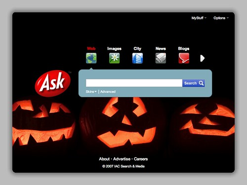 ask halloween 2007