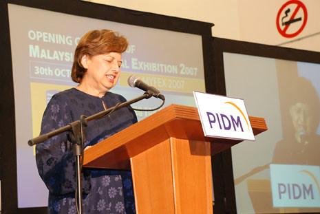 Tan Sri Dato' Sri Dr. Zeti Akhtar Aziz