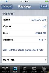 Zork Z-Code
