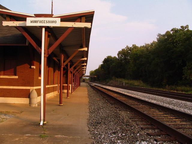Murfreesboro, TN Depot