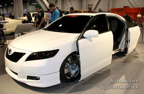 Modified Toyota Tricked Out And Upgraded Cars