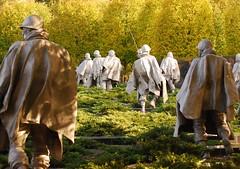 Korean War Memorial 2 (Tiz_herself) Tags: washingtondc nikon korea monuments koreanwarmemorial veterans memorials veteransday d40x