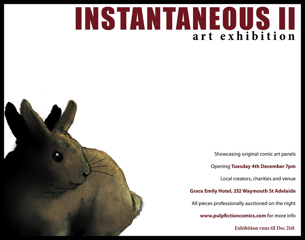 Instantaneous2 Postcard