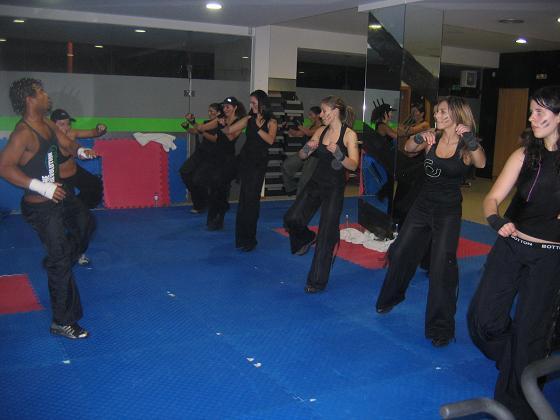 Body Combat 33