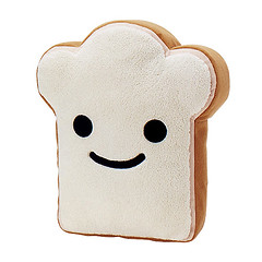 pankunchi bread plush (iheartkitty) Tags: bread plush sanrio kawaii iheartkitty pankunchi