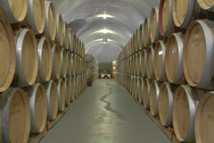 Aging in the Cave (someotherbob) Tags: winery valley napa cave truchard fdrtools
