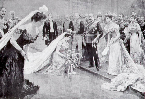 King Edward and Queen Alexandra