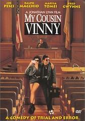 My Cousin Vinny DVD