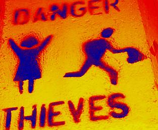Ladrones en sueños