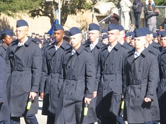 Airman's Coin Ceremony