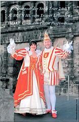 jurgen III und Heike I 1 (RKDV Sint Hendrien, Afdeling Dansmari's) Tags: sint carnaval trier dansmariekes oeteldonk hendrien dansmaris dansmaries rkdv dansmari