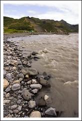 A river in Thorsmork (Jokull) Tags: mountain water canon river island photo iceland rocks photograph flowing sland 2007 icelandic thorsmork glacierriver traveltoiceland plljkull cometoiceland