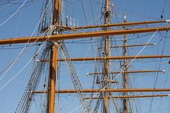"""Argentinian Sailship """"Liberdad"""""""