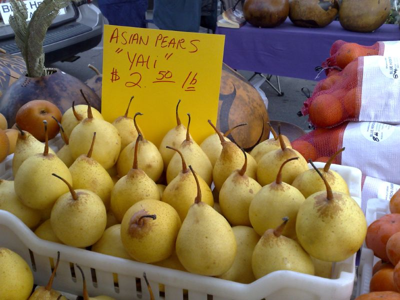 Yali Asian Pears