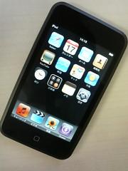 ipod touchにアプリ入れる