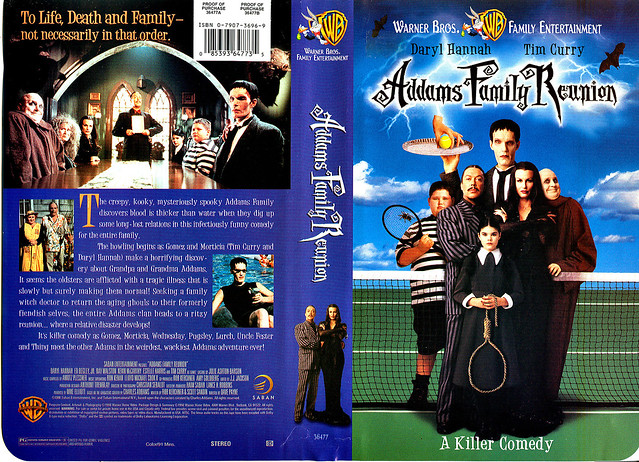 The Addams Family its plans for a Fall 2011 National Tour! « The