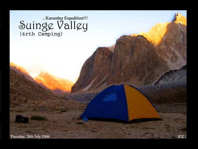 Swinge Valley