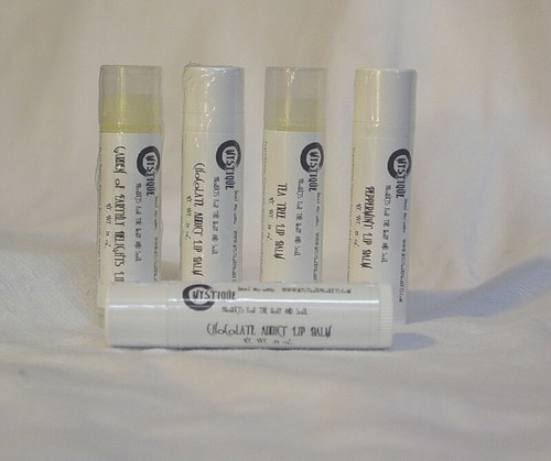 All Natural and Organic Vegetable Lip Balm