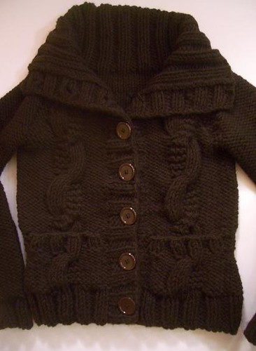Convertible Cardigan w Buttons