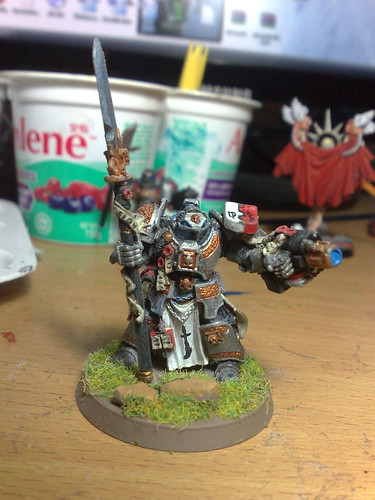Grey Knight Davion - Front