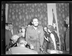 Fidel Castro - NYC - 1959 by PRI's The World