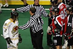 2008.02.22 - LumberJax v. Calgary Roughnecks