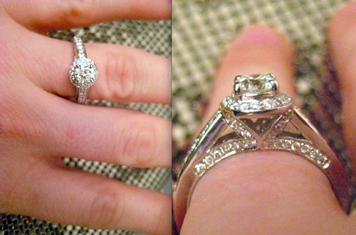 the final engagement ring