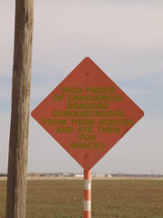 Amarillo Texas Stanley Marsh 3 Dynamite Museum plasters traffic art signs all over the city P3126203 (mrchriscornwell) Tags: city 3 signs art museum all texas traffic over amarillo stanley marsh dynamite plasters