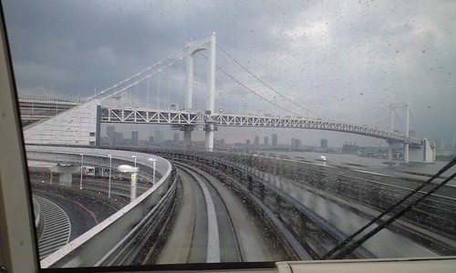 From monorail's window 03