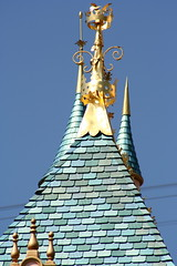IMG_7283 (Indy Brat) Tags: blue disneyland mainstreetusa sleepingbeautycastle