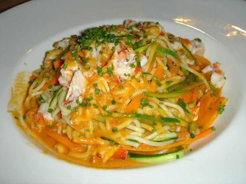 Lobster Spagetti