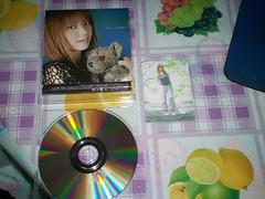 原裝絕版 2004年 8月4日  安倍麻美 初回 洛克人X CD 原價 1000 yen 中古品 3