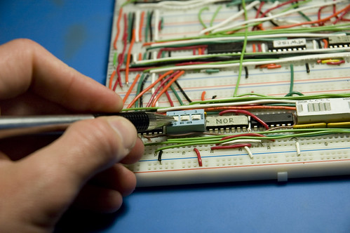 4-bit Arithmetic-Logic Unit (ALU) | Flickr - Photo Sharing!