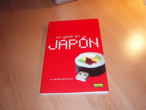 Un geek en Japón, el libro