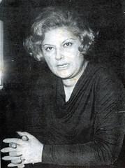 Francisca Bes, creadora del Consultorio Elena Francis