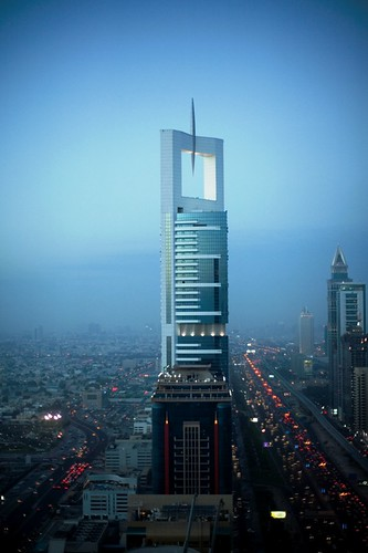 dubai city tower. Dubai - Chelsea Tower and the