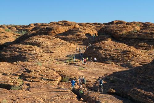 Ayers Rock en Australia