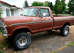 ford truck forsale 4x4 pickup f150 1977 thisistoday