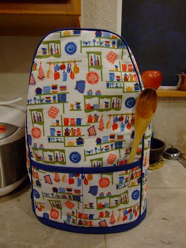 Kitchenaid Mixer Cover Pattern Free Patterns