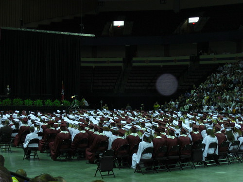 Collierville High School. Collierville High School, 2008 graduation