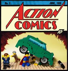 Lego Action Comics #1