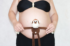 _MG_2841 (Michael Christian Parker) Tags: black background faded familia fotografia pregnant holyfamily love ensaiosfotográficos michaelcparker homestudio estudio photography