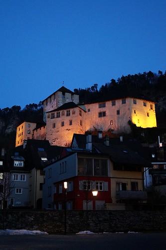 Feldkirch: Schattenburg