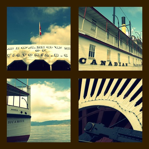 The Sicamous Collage