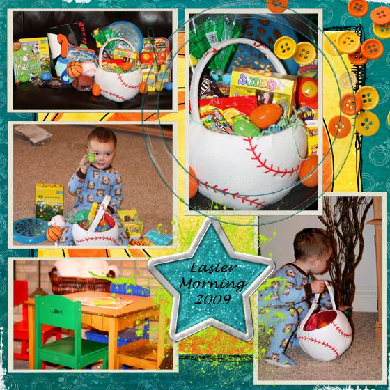 Easter Morning 2009 side 1