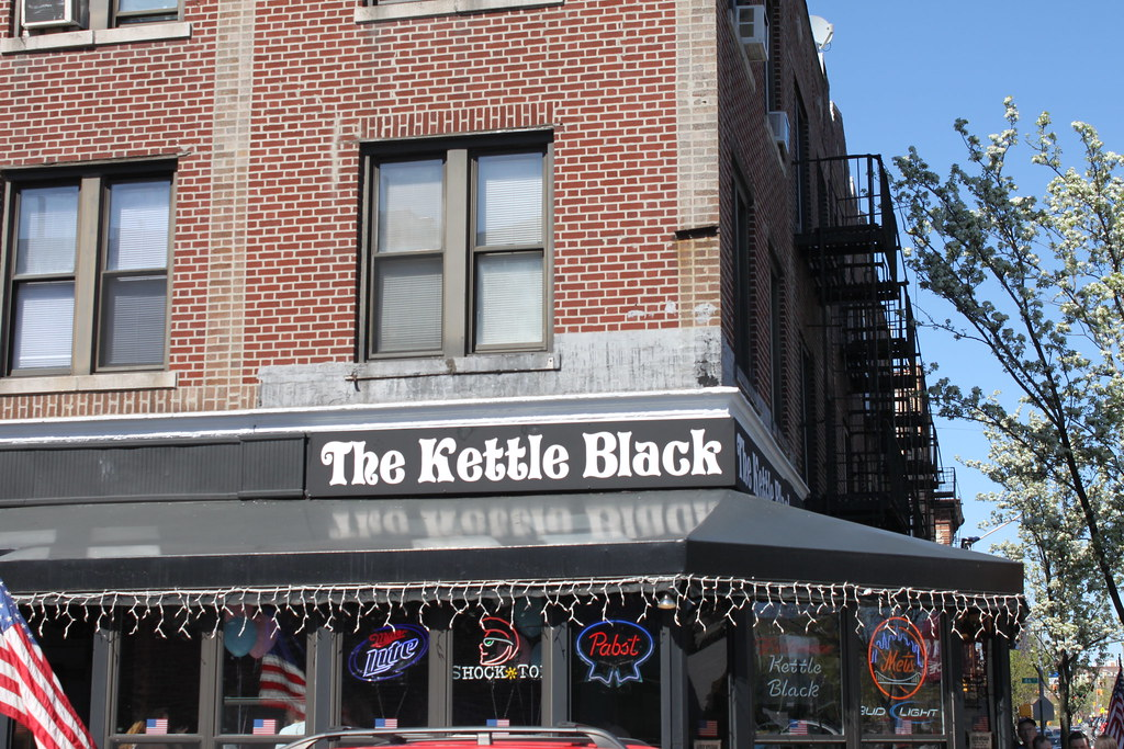 The Kettle Black