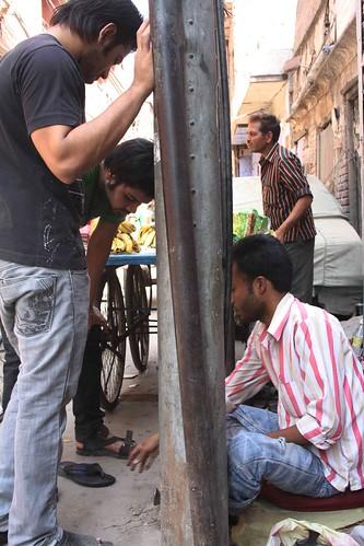 Mission Delhi – Surinder, Pataudi House
