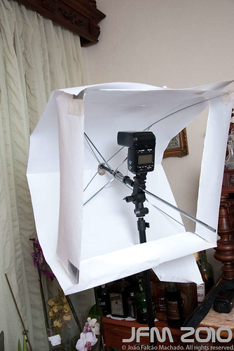 DIY softbox IX