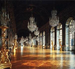 凡爾賽宮的鏡廳